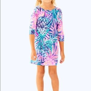Lilly Pulitzer Mini Sophie Dress - Gypset Paradise